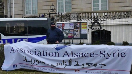 Alsace Syrie consulat russe feuille2chouphoto