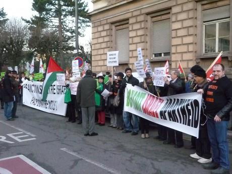 Relaxe pour les 12 prévenus de Mulhouse dans le procès du boycott d'Israël