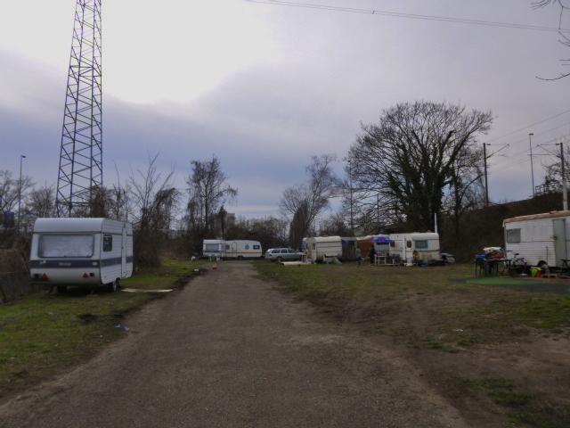 Roms Strasbourg: d'un campement à l'autre…