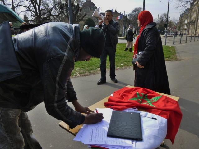 pétition pour Tarek feuille2chouphoto