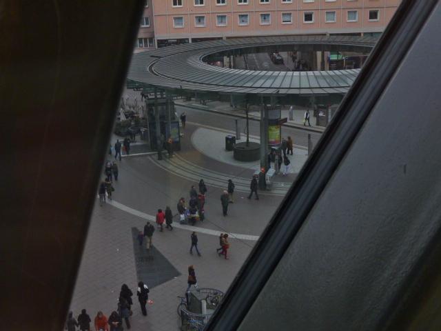 Homme de fer Printemps Strasbourg feuille2chouphoto
