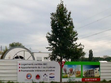 """Strasbourg-Montagne-Verte: de la Coop-Leclerc au """"Green Park"""", une juteuse opération immobilière"""