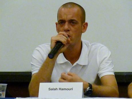 Liberté pour Salah Hamouri et tous les prisonniers palestiniens