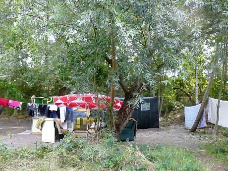 Troisième renvoi dans l'affaire des Roms menacés d'expulsion à Strasbourg