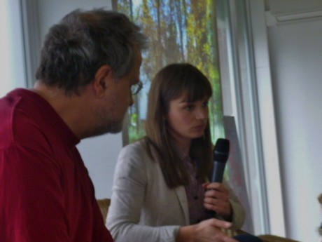 Réconciliation, par Chloë Traband, avec Georges Yoram Federmann