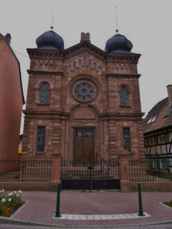 Synagogue Wolfisheim feuille2chouphoto