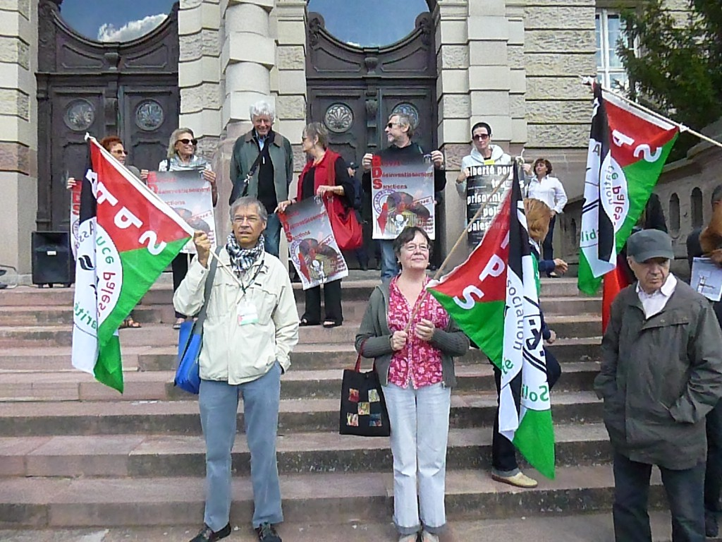 Non au chantage à l'antisémitisme: tous-tes à Pontoise vendredi 12 octobre