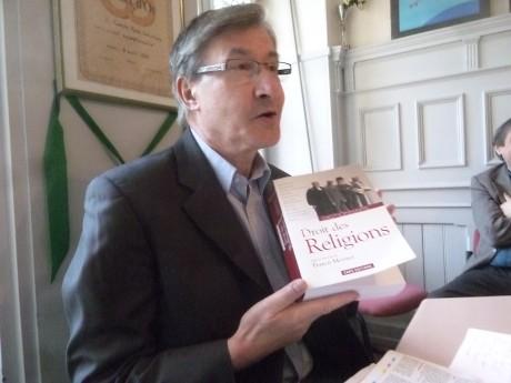 Laïcité en Alsace-Moselle: lettre à François Hollande et aux maires de Moselle