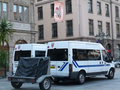 Police partout, justice nulle part