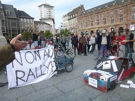 Contre le rallye de France en Alsace (et ailleurs…)