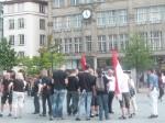 De tout, un peu: Jura libertaire/transgression sarkozyste/jeunes fascistes/Palestine à l'Orangerie