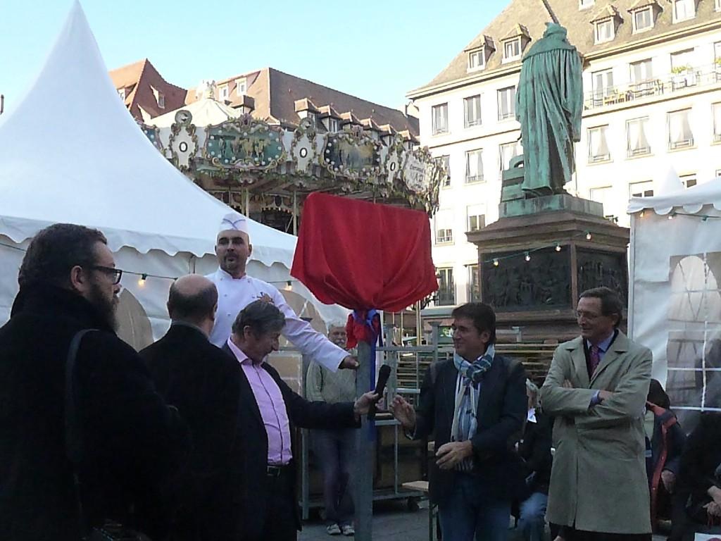 Sainte Marchandise, priez pour nous…un samedi ordinaire dans l'hypercentre de Strasbourg