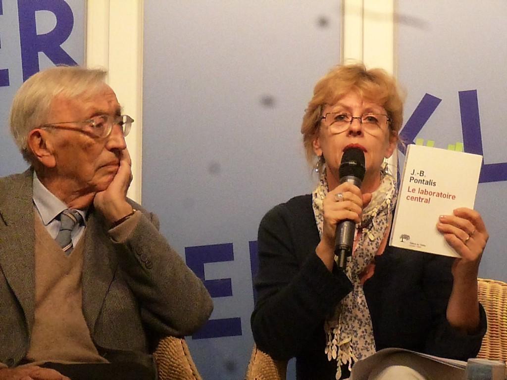 J.B. Pontalis à Strasbourg