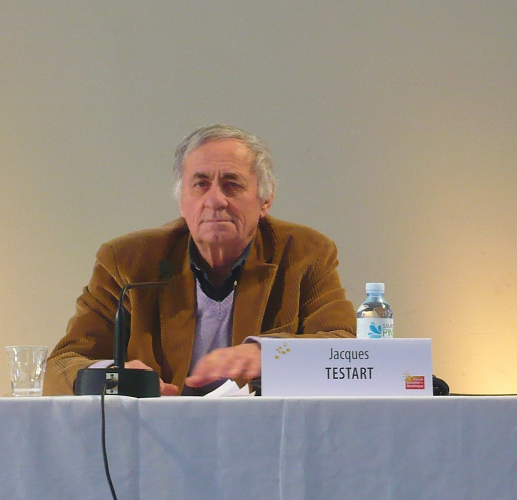 Entretien avec Jacques Testart