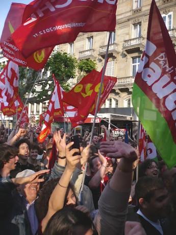 """""""2017 sera une insurrection"""": Dans les urnes? Pourquoi attendre?"""
