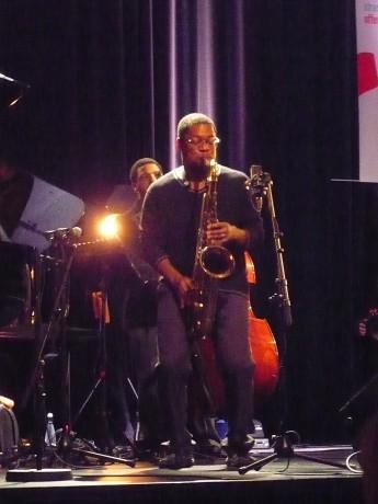 Ravi Coltrane Jazz d'Or 2012 Reithalle Offenburg