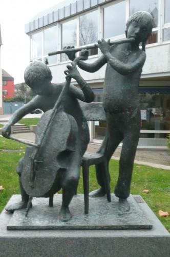 Kehl sculpture