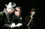rabbin Coriat et Roland Ries