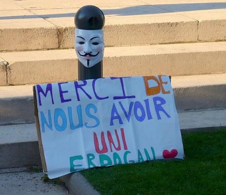 Mulhouse mobilisée samedi 8 juin contre le fascisme, et pour la Turquie libre