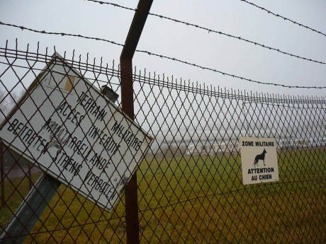 L'évacuation du campement Saint-Gall aura lieu jeudi et vendredi