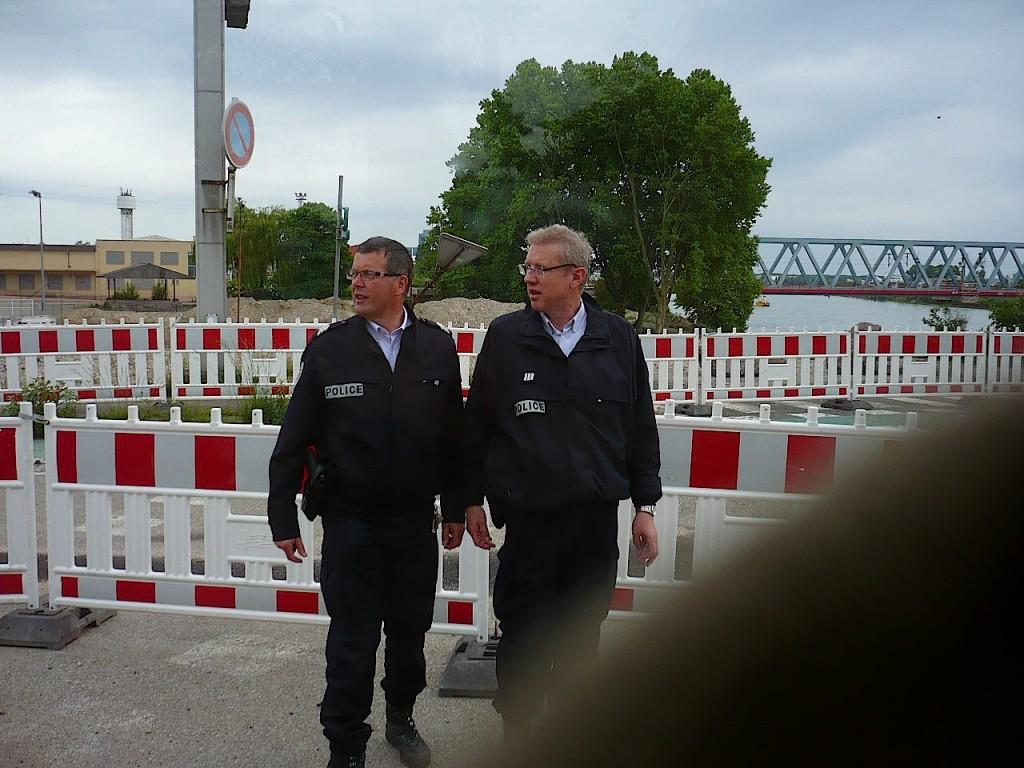 La PAF chasse les sans-papiers dans les bus CTS entre Kehl et Strasbourg