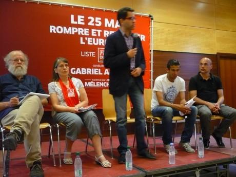 Les travailleurs de Senerval au coeur du combat pour une autre Europe et l'éco-socialisme