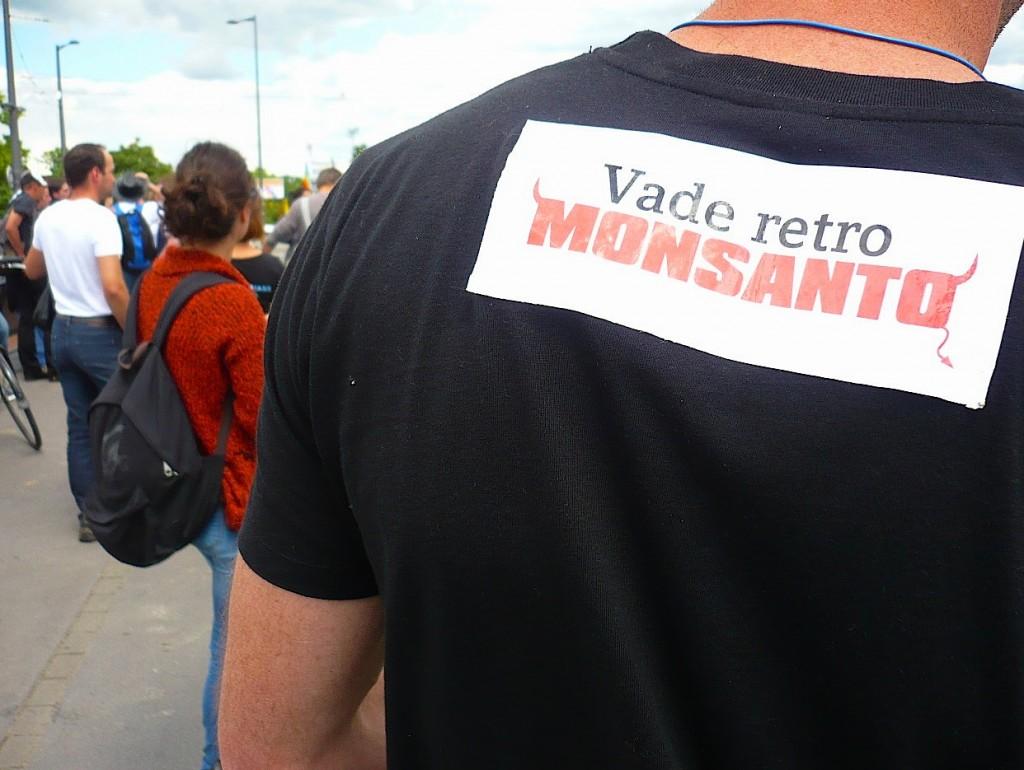 Marche contre Monsanto à Strasbourg