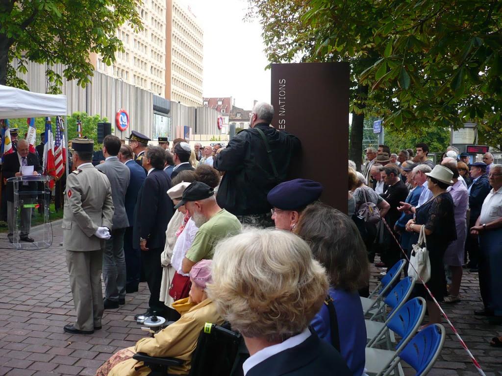 Commémorations de la rafle du Vel' d'hiv, et témoignage du Président de la synagogue de la rue de la Roquette