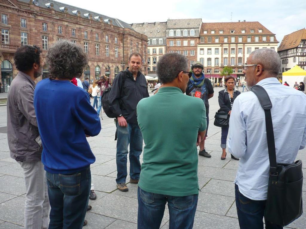 Strasbourg : Solidarité avec les victimes du terrorisme en Tunisie