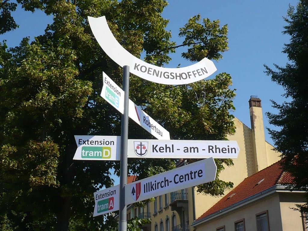 Collectif pour le tram fer à Koenigshoffen