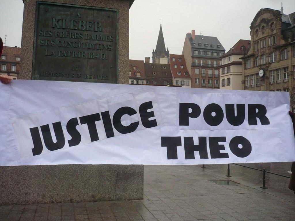 Justice pour Théo !