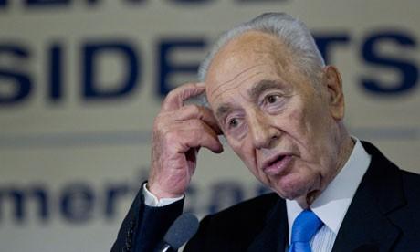 Conférence de la fondation Clinton : Shimon Peres indésirable au Maroc