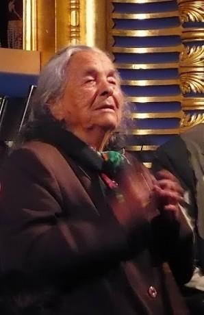 Pisla Helmstetter est décédée