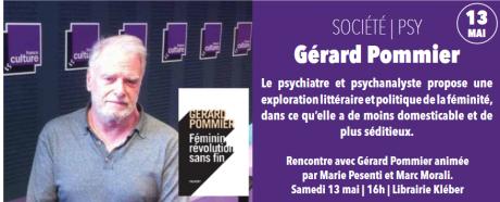 Féminisme, révolution sans fin, de Gérard Pommier