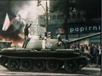Il y a 45 ans, les troupes du Pacte de Varsovie envahissaient la Tchécoslovaquie