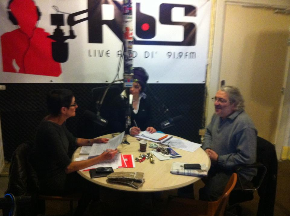 Palestine: Radio Bienvenue Strasbourg