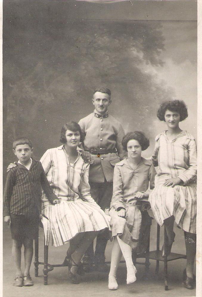 La communauté juive héricourtoise pendant la seconde guerre mondiale, par Claude Gilliotte