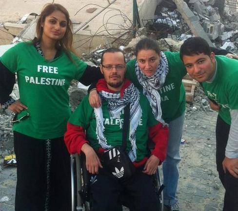 Retour de Gaza pour trois Tourangeaux