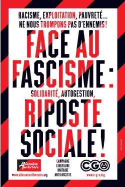 Face au fascisme : riposte sociale !