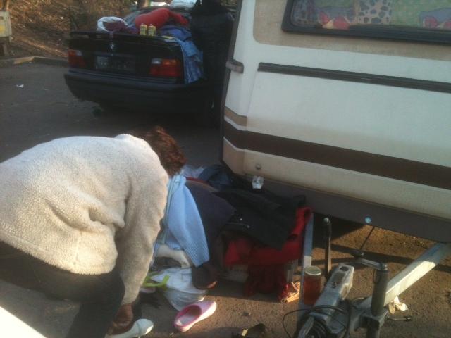 Reconduction des mesures provisoires de prise en charge pour les victimes de l'incendie de caravanes au Petit Parking