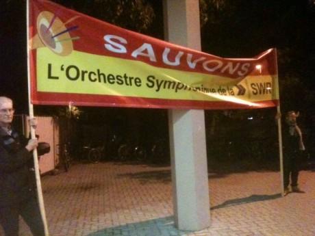 Musica 2013: pour le maintien de l'Orchestre symphonique de Freiburg