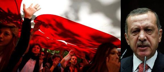 Tunisie – Manifestation demain à Tunis pour accueillir Erdogan