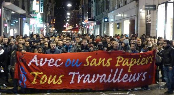 Lille sans-papiers: suspension de la grève de la faim après 73 jours