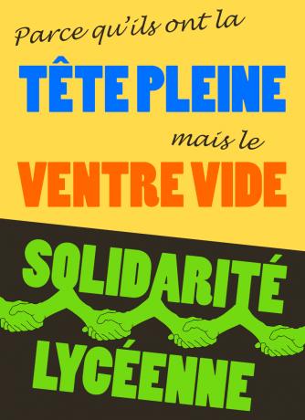 Lycéens à la rue ! La FIDL interpelle Anne Hidalgo, Maire de Paris par une lettre ouverte.