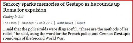 """""""Pétain, reviens, t'as oublié tes chiens!"""""""