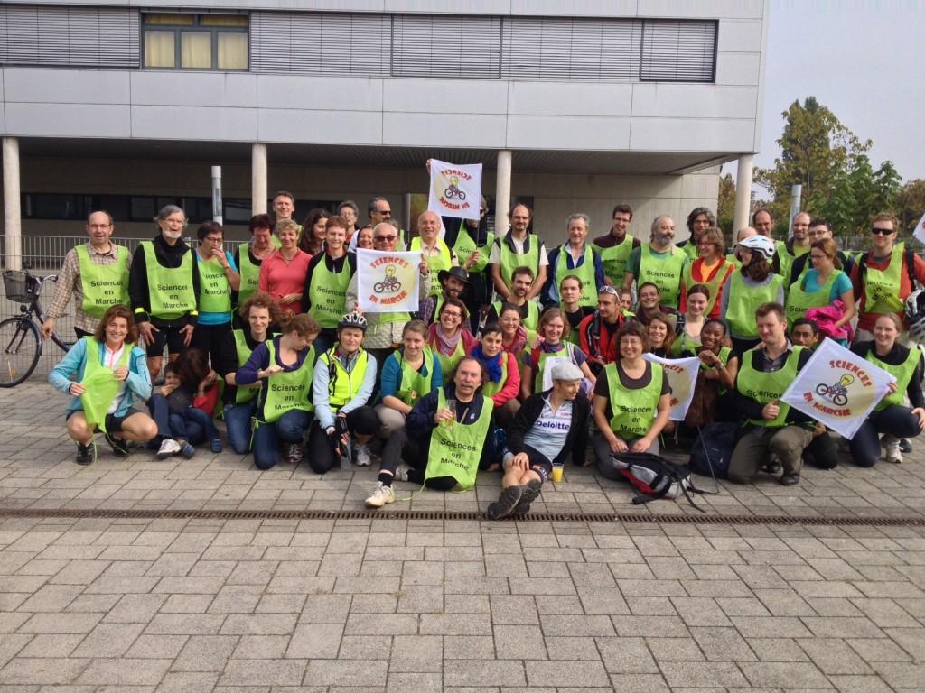 Truchtersheim sciences en marche