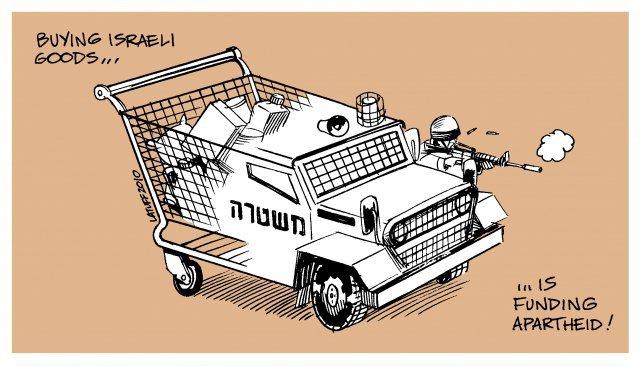 Dangereux communautarisme judéo-israélien à Montpellier