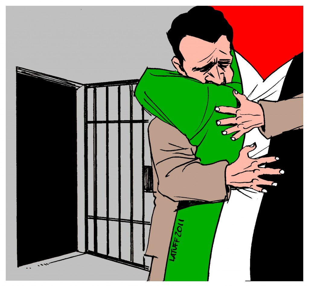 Danger de mort pour les prisonniers palestiniens en grève de la faim