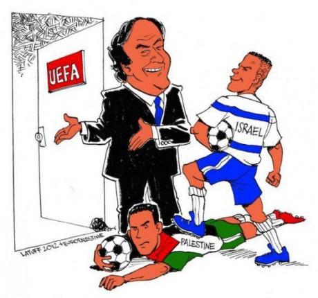 Mahmoud Sersek, l'honneur du sport palestinien