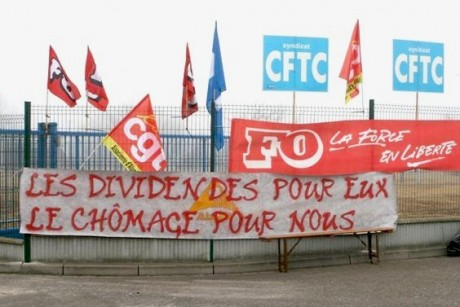 Entre la misère et la révolte, les salariés d'AMCOR ont choisi !